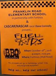 Bbq Fundraiser Flyer Fuel For Kids Bbq Fundraiser For Franklin Road Elementary School On