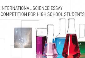 international science essay competition for high school students