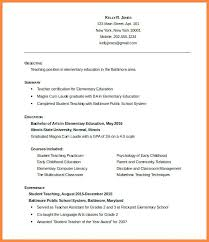 New Teacher Resume Template Amazing Teacher Resume Template Free Cteamco