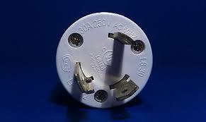 replacement 30 amp 125 volt female twist lock 3 wire power cord replacement 30 amp 250 volt male twist lock 3 wire power cord plug nema l6