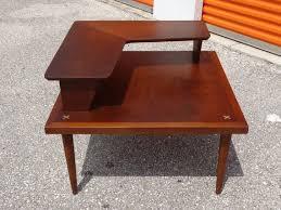 corner table mid century modern