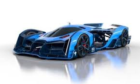 Bugatti set their engineers and designers loose to create the most extreme track car concept. Bugatti