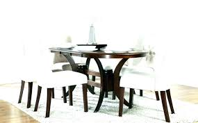 white pedestal table oval dining set kitchen tables and chairs table sets or room modern white
