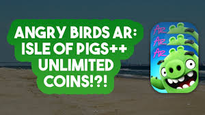 Angry Birds AR Hack - How To Get Unlimited Coins In Angry Birds Isle of  Pigs - iOS/Android APK 2020 - YouTube