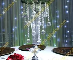 table chandelier centerpieces whole table top chandelier centerpieces
