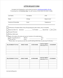 47 Lovely Records Request Form Template – Template Free