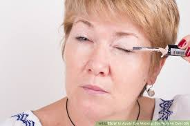 image led apply eye makeup for women over 50 step 15