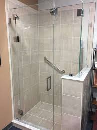 frameless shower doors with also glass stand up shower with also walk in shower cubicles and