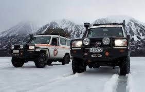 Expeditions 7 traverses the globe in vintage-design Toyota ...