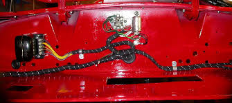 mga wiring harness installation photos above red compliments of wim betzel in the