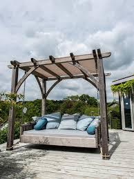 wooden garden furniture bespoke swing