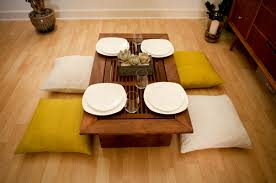 Low Dining Table - Laura Cornman
