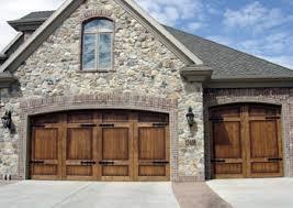 cottage garage doorsCarriage Wooden Garage Doors by Carriage House Door Company