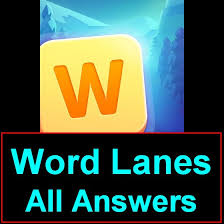 word lanes answers all levels 400 in