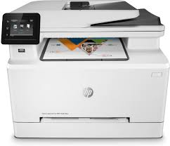 Hp Color Laserjet Pro Mfp M281fdw Bij Ict Store Nl Hp Color Laser Printer L