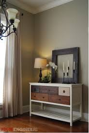 reclaimed wood furniture plans. Console Table Plans Reclaimed Wood Furniture R