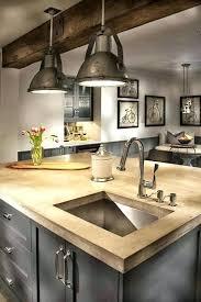 industrial kitchen lighting. Full Size Of Kitchen Islands:industrial Island Lighting Rustic Industrial E