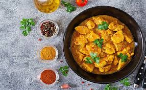 Jajanan khas dari bandung yang banyak ditemui di berbagai wilayah Resep Chicken Curry Tika Masala Menu Dari India