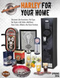 Harley Davidson Signs Decor HarleyDavidson ROADHOUSE™ Collection Spring 100 Catalog By Ace 81
