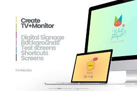 Design Creator Screen Design Creator Create Graphic Design For Monitors