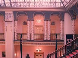 Grand Budapest hotel - Corridors | Grand budapest hotel, Budapest hotel, Grand  budapest