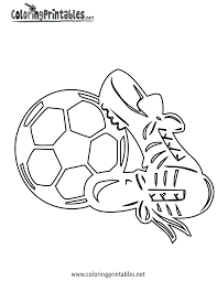 Small Picture Soccer Coloring Pages For Kids Print And Color The Pictures Soccer