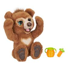 furReal Cubby, the Curious <b>Bear</b> Interactive <b>Plush Toy</b> - Walmart.com