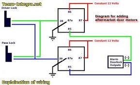 central locking actuator wiring diagram auma actuators throughout aftermarket doorlock installation team integra forums in door lock actuator wiring diagram in door lock actuator