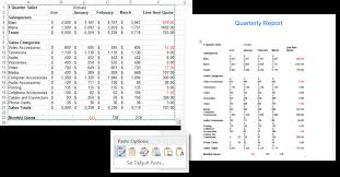 rate comparison format in excel how to export excel spreadsheets to word pryor learning solutions