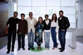 google office in usa. Unique Usa SRK U0026 HNY Cast At Google Head Office In USA For Google Usa O