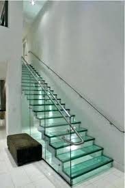 glass staircase design ideas bringing contemporary flare into modern homes stairs railing stair