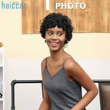 Short Hair Style For Black Girls online get cheap short hairstyles for black girls aliexpress 7393 by stevesalt.us