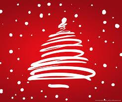 Abstract Christmas tree art for Google Nexus S
