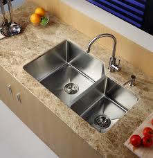 kraus kitchen sink series khu12332 lifestyle view
