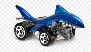 Shark Bite Hot Wheels Cars Shark Bite Hd Png Download