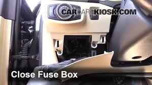 interior fuse box location ford fusion ford interior fuse box location 2013 2016 ford fusion 2013 ford fusion se 2 0l 4 cyl turbo