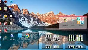 Group and Organize Windows 10 Desktop Icons