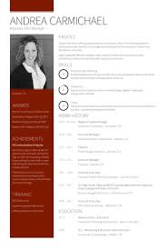 Regional Sales Manager Resume Samples - Visualcv Resume Samples Database