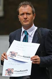 plea to frail and desperate british mother held in jail richard ratcliffe has not seen nazanin and their daughter since gareth fuller pa wire