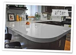 glossy painted kitchen painting laminate countertop nice white quartz countertops