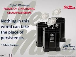 Hugh Freeze is confused about Ole Miss' national championships ... via Relatably.com