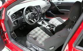 2014 volkswagen gti interior. vw drivers edition chicago auto show sixth generation volkswagen golf 2014 gti interior u