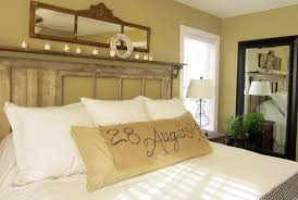 lovable diy bedroom decor ideas 21 diy romantic bedroom decorating ideas country living