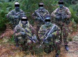 army recon scout long range recon patrol new zealand lrs recon scout pathfinder pic