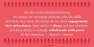 New from education expert Byron Garrett: The Social-Emotional Learning  Collection #BVGCollection | Social emotional learning, Social emotional,  Emotions