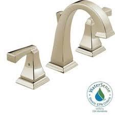 delta bathroom faucets brushed nickel. Delta Dryden 8 In. Widespread 2-Handle High-Arc Bathroom Faucet With Metal Faucets Brushed Nickel A