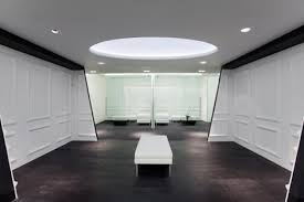 entire office decked. the office is decked out in white and black creating a classic timelesschic entire