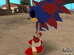 sonic exe for gta san andreas