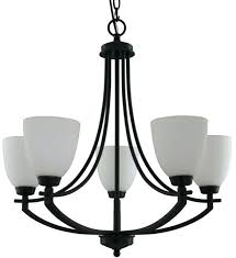 hampton bay bronze chandelier bay 5 light bronze chandelier with white frosted glass shade