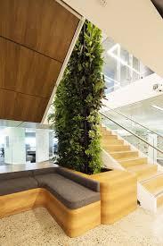 Abbvie Pharmaceuticals  by Vertikal. Extraordinary vertical gardens for  inspiring design projects. www.